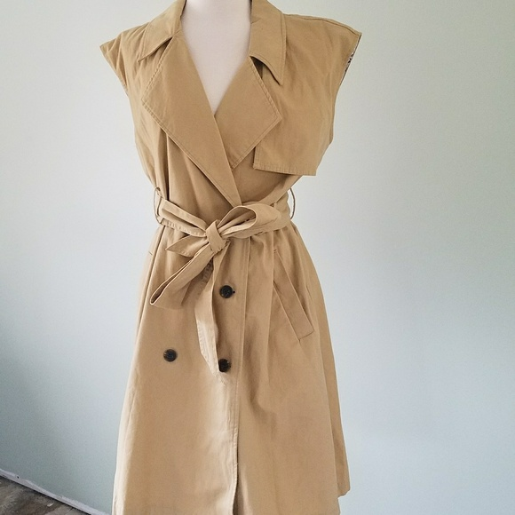 a new day Dresses & Skirts - A new day trench coat dress nwt